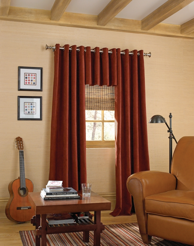 Cortinas archives lee hunt ny decorando tu espacio for Ganchos para cortinas de madera