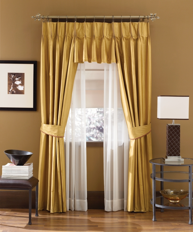 Cortina estilo pliegue franc s pinch pleat lee hunt ny - Galerias de cortinas ...